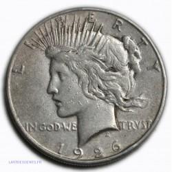 USA - Liberty $ 1 dollar 1926 S , lartdesgents.fr