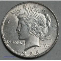 USA - Liberty $ 1 dollar 1923 , lartdesgents.fr
