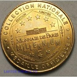 Jeton Médaille touristique, Palais des Papes Avignon 2001, lartdesgents.fr