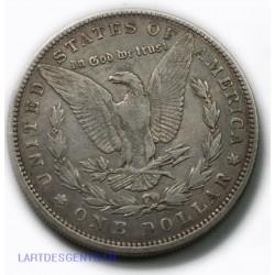 USA - Morgan $ 1 dollar 1880 , lartdesgents.fr