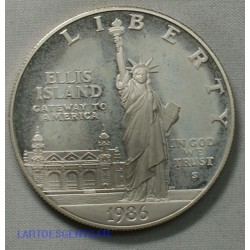 USA - Liberty $ 1 dollar 1986 S  , lartdesgents.fr