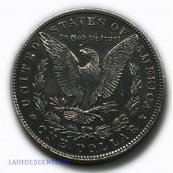 USA - Morgan $ 1 dollar 1889 , lartdesgents.fr