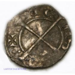 Féodale - AVIGNON - Denier Barral de Baux POQDESTAT 1239-1251 ap JC., lartdesgents.fr