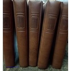 Collection complète de 166 BLOCS SOUVENIRS N°1 au N°166 Année 2004 à début 2020 dans classeurs Lindner L'art des gents