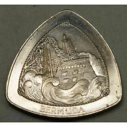 BERMUDES - DOLLAR 1997 Elisabeth II, lartdesgents.fr