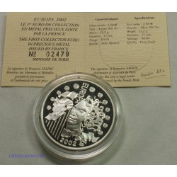 EuropA - 1 1/2 EURO  2002 Belle Epreuve