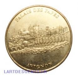 Jeton Médaille touristique, Palais des Papes Avignon 1998, lartdesgents.fr