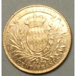 Monaco - 100 Francs or 1896 Albert Ier, lartdesgents.fr