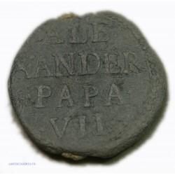 BULLE PAPALE D' Alexandre VII (1655-1667) B+/TTB lartdegents.fr