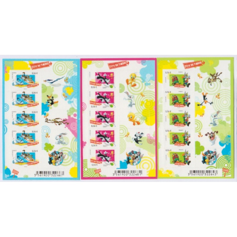 TIMBRES FRANCE AUTOADHESIFS PRO 2010 SERIE COMPLETE 31 VALEURS