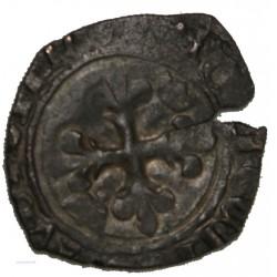 CHARLES VI Gros dit Fleurette 1417-20, lardesgents.fr