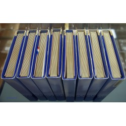 Coffret complet FRANCS BE Belle Epreuve 2001, lartdesgents.fr