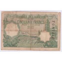 BILLET ALGERIE TUNISIE
