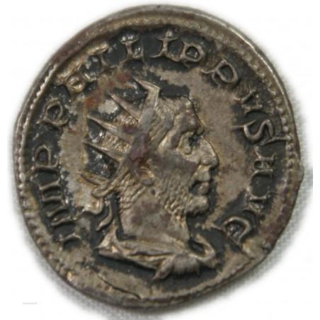 Romaine - Antoninien Philippe Ier l'arabe 248 AP JC RIC.10