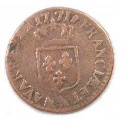 LOUIS XV demi Sol 1771 N à la vieille tête, lartdesgents.fr