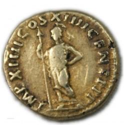 Faux auréus sur Denier Domitien 89 AP JC RIC.584