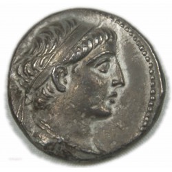 GRECQUE - Tétradrachme Démetrius II Nicator 130 av JC