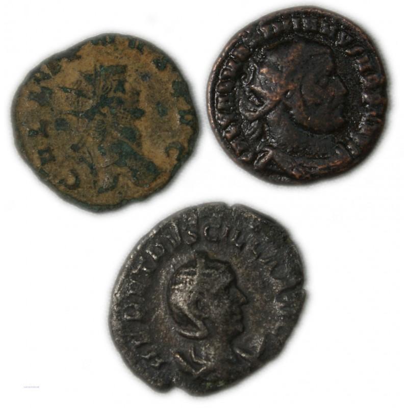 ROMAINE -Lot  d'Antoniniens à identifier (1)