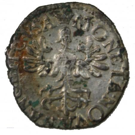 Féodale - Lorraine - gros Henri Ier (1608-1618)