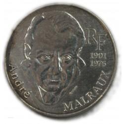 100 Francs 1997 André Malraux (1)