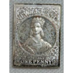 coffret complet: 100 plus grands timbres en argent massif