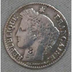 copy of FRANCE - 20 Centimes 1850 A (2) (oreille haute) TB cote 18€