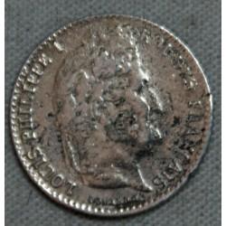 FRANCE LOUIS PHILIPPE Ier 1/4 franc 1834 A Paris, lartdesgents.fr