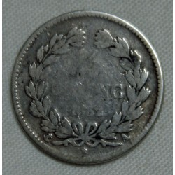 FRANCE Louis Philippe Ier 1/2 Franc 1832 A Paris , lartdesgents.fr