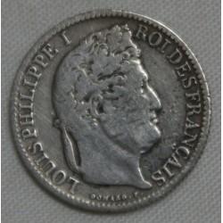 FRANCE Louis Philippe Ier 50 centimes 1846 A Paris , lartdesgents.fr