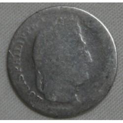 FRANCE Louis Philippe Ier, 1/2 Franc 1836 A Paris, lartdesgents.fr