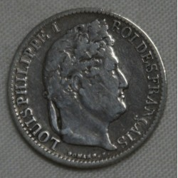FRANCE Louis Philippe Ier, 50 centimes 1846 A Paris , lartdesgents.fr