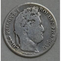 Louis Philippe Ier, 1 Franc 1846 B Rouen, lartdesgents.fr