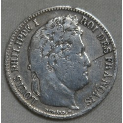 Louis Philippe Ier, 1 Franc 1847 A Paris, lartdesgents.fr