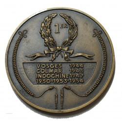 Médaille Indochine 1er régiment de chasseur parachutiste lartdesgents.fr