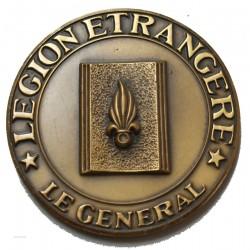 Médaille de table REI Légion Étrangère Le général lartdesgents.fr