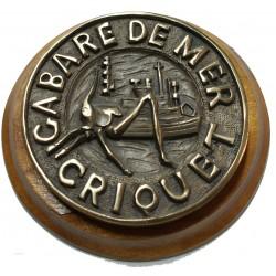 Tape de Bouche Marine GABARE DE MER CRIQUET