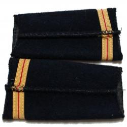 2 fourreaux d'épaules tissus Pilote