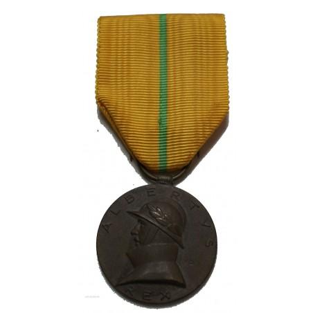 Médaille Belgique ALBERTUS REX Roi Albert 1er 1909-1934