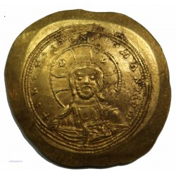 Histamenon Nomisma CONSTANTIN IX, 1042-1055 AP.  J.C. SUPERBE