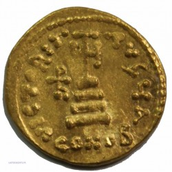 Solidus HERACLIUS et ses fils 610-64 AP.  J.C. TTB
