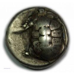 Statère EGINE (tortue) vers 350 av. J.C. Très Beau