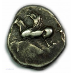 STATERE ACARNANIE - LEUCAS, 430-400 av. J.C. Très Beau