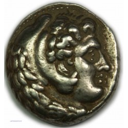 Tétradrachme PHILIPPE III MACEDOINE 323-316 av. J.C. P/SUP