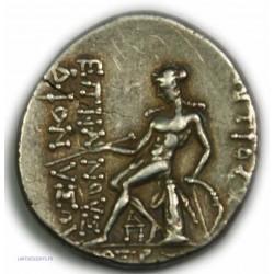 Drachme ANTIOCHUS VI DIONYSOS 145-142 av. J.C. Très beau