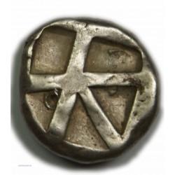 Statère EGINE (tortue) 520-480 av. J.C. Très Beau à Superbe