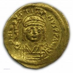 Solidus JUSTIN II, 565-578 AP.  J.C. Très Beau