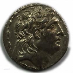 Tétradrachme ANTIOCHUS VII 138-129 av.  J.C. P/SUPERBE