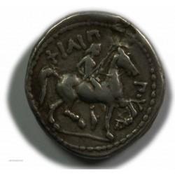 Tétradrachme PHILIPPE II (Amphipolis)  316-311 av.  J.C. SUP/TTB