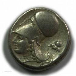 Didrachme/statère CORINTHE, 400-350 av.  J.C. TTB/SUP