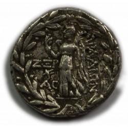 Tétradrachme PHENICIE - ARADOS, (année 167) 93-92 av. J.C. TTB